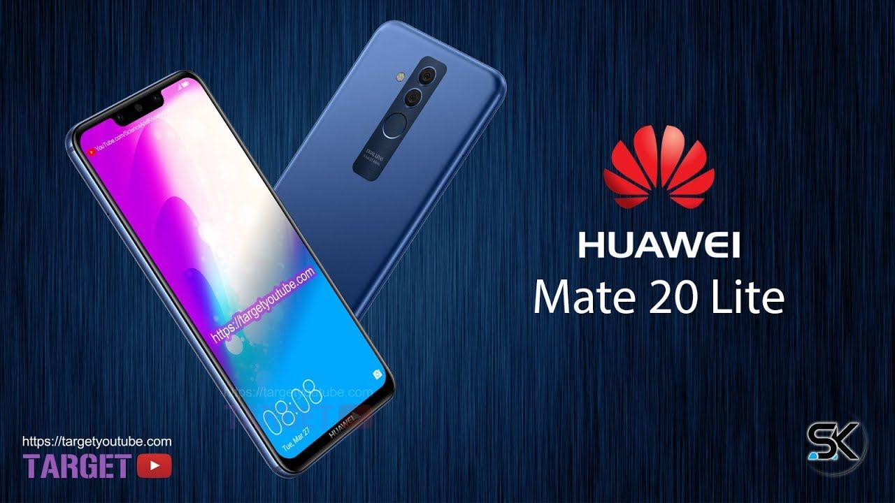 Huawei Mate 20 Lite Official First Look Phone Specifications Price Release Date Trailer 2018 Huaweimate20 Huaweimate20lit Huawei Huawei Mate Smartphone