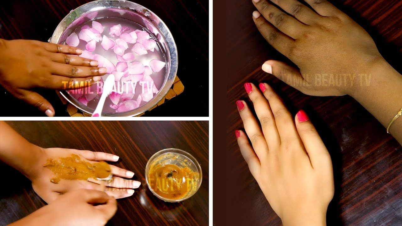 How to Do a Manicure at Home in Tamil Manicure at home