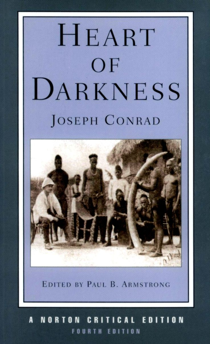 the last disciple in the novel the heart of darkness by joseph conrad Heart of darkness title: role of women in conrad's - in the 1900s novella heart of darkness by joseph conrad  the end of the novel, but conrad includes.