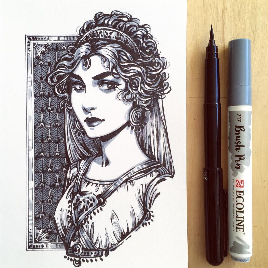 Hera Goddess From Greekgoddessfeast Prompt List For
