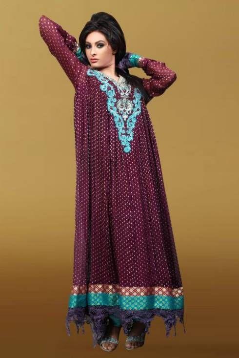 Pakistani latest fashion dresses - 3 PHOTO!                              …