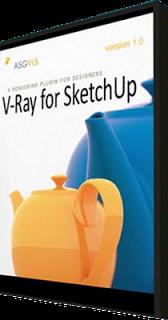 download vray google sketchup 8