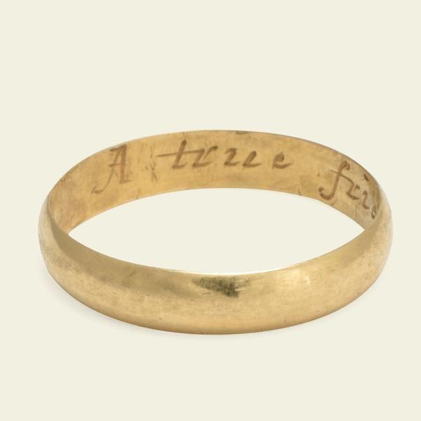 wedding ring poem meaning