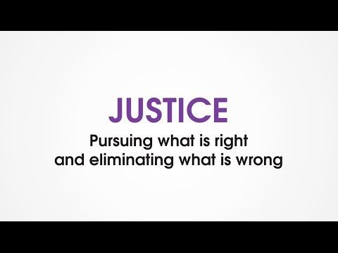 """JUSTICE is pursuing what is right and eliminating what is wrong. The opposite of JUSTICE is CORRUPTION, allowing myself or others to do what is wrong.   JUSTICE is the fourth characteristic in the set called """"Love with Boldness"""".  For all 36 character traits in Character Trades, visit www.CharacterTrades.com.  Character Trades uses the fun and excitement of games to help kids develop good character!  PURCHASE GAMES and learn more at: www.CharacterTrades.com"""