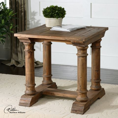 Tuscan Table, Tuscan Furniture, Tuscan Coffee Table, Tuscan Chair. Uttermost  24341 Uttermost