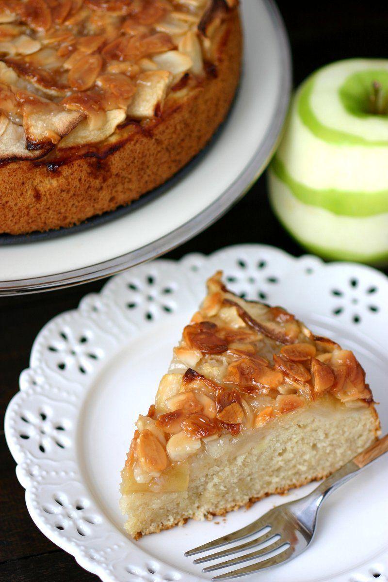 German Apple Cake Recipe German apple cake, Vegan