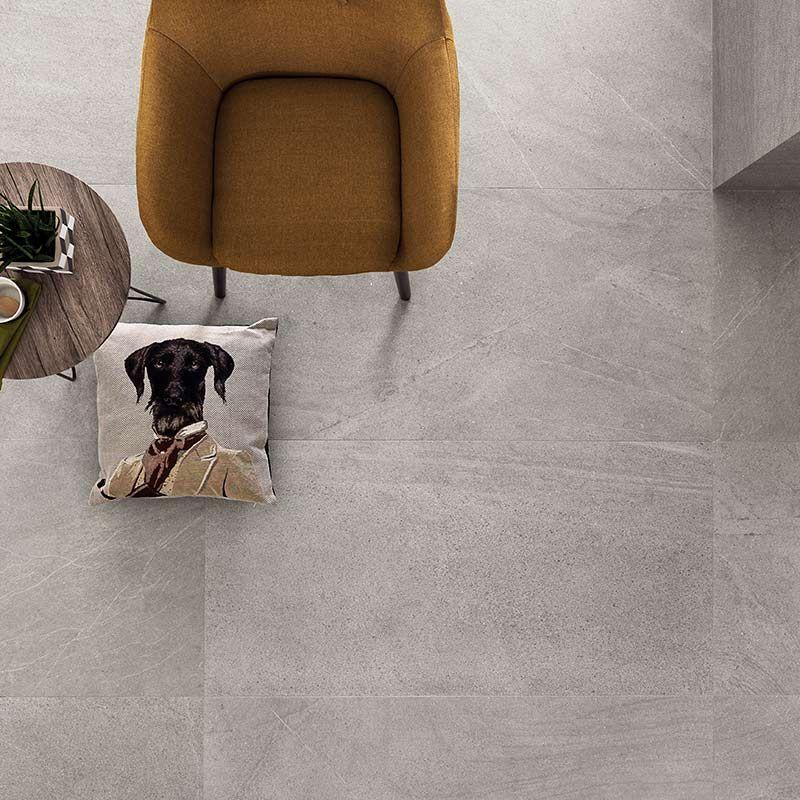 Lea Ceramiche Nextone Next Gray 60 X 120 Cm Naturale