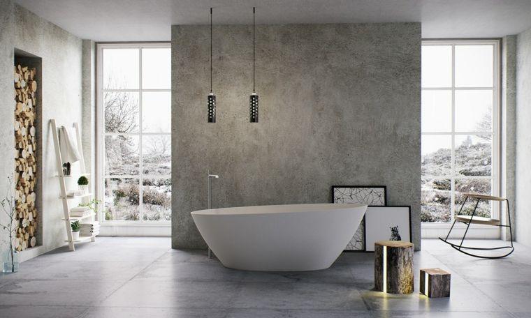 Baños con encanto, los detalles para hacerlos funcionales | Baños ...