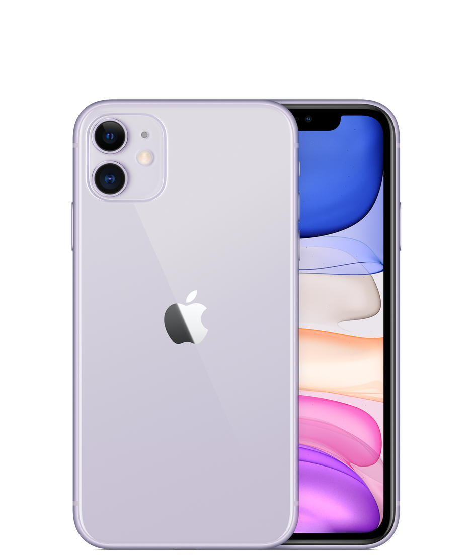iPhone 11 64GB Purple AT&T - Apple