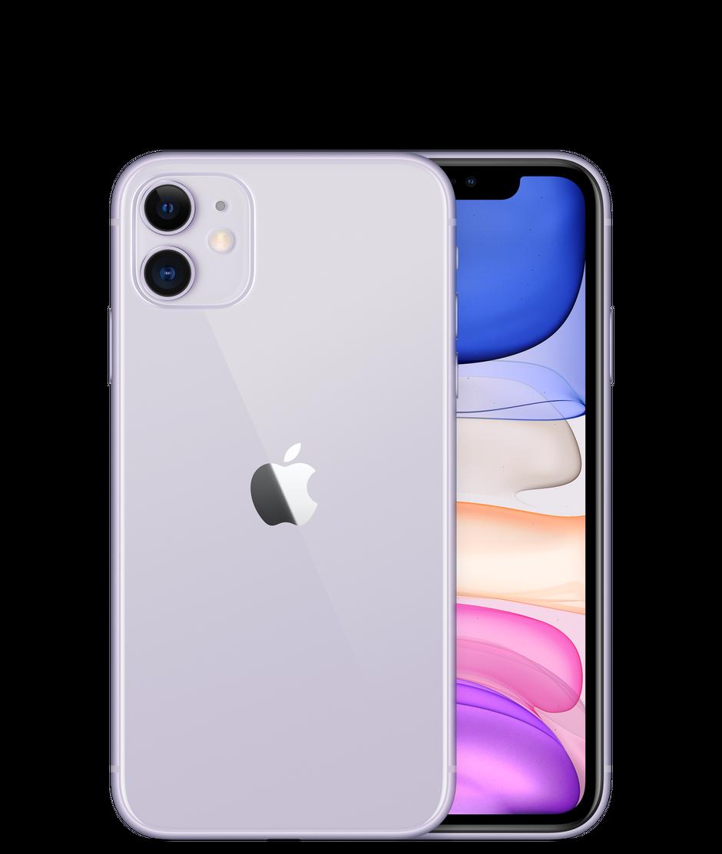 iPhone 11 128GB Purple AT&T