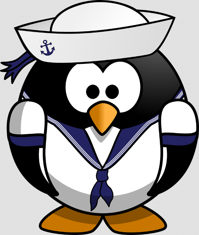 sea seafarer seaman ship | free download pic | Pinterest | Penguins ...