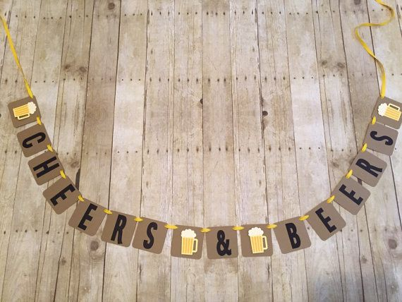 Cheers & Beers Banner