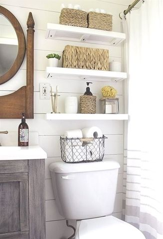 Photo of Small Master Bathroom Makeover on a Budget