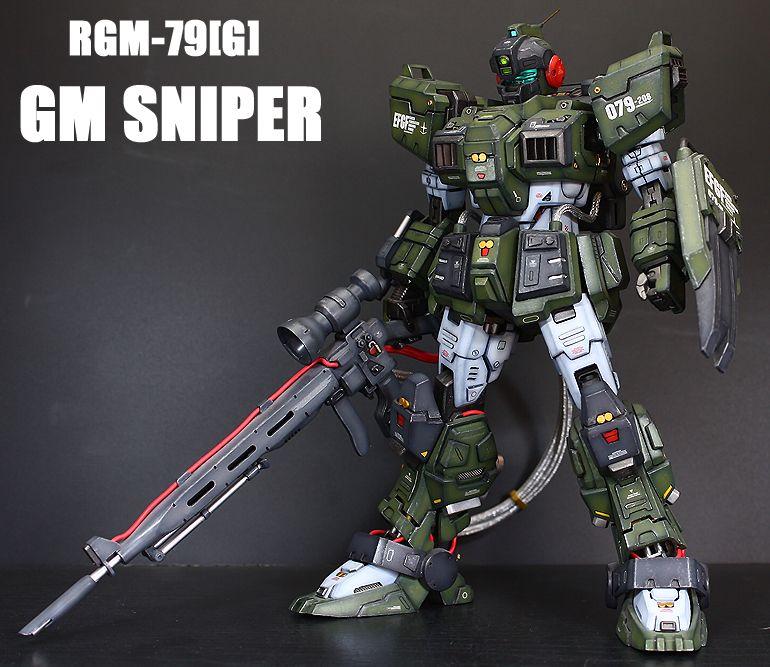 GM Sniper Gundam Custom Build by kirakira2231 Buy yours HERE Share this:ShareFacebookTwitterPinterestLinkedInTumblrGoogleRedditStumbleUponEmailPrintLike this:Like Loading...