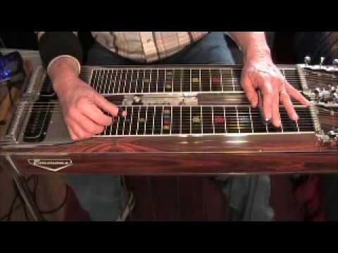 pedal steel guitar instruction