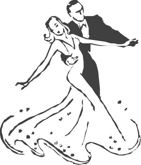 49+ Ballroom dance floor clipart info