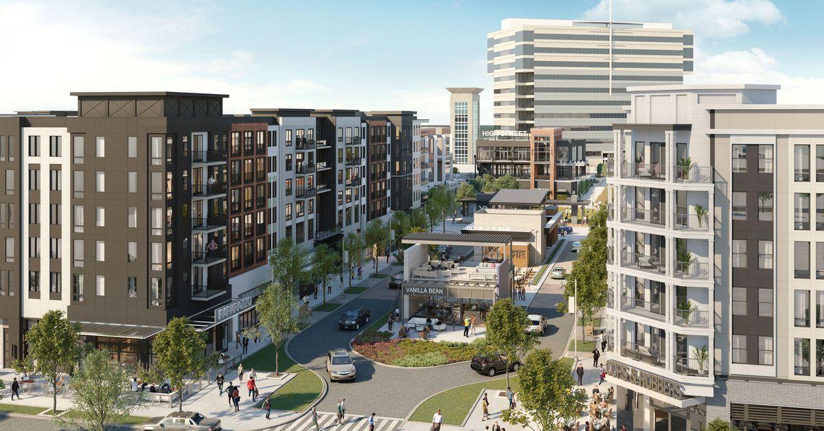 Renderings Perimeter's 2B High Street project files