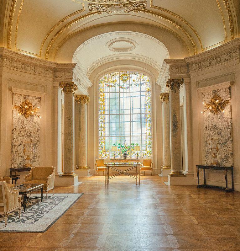 Shangri la hotel paris interior mansiones hoteles y for Hoteles diseno paris