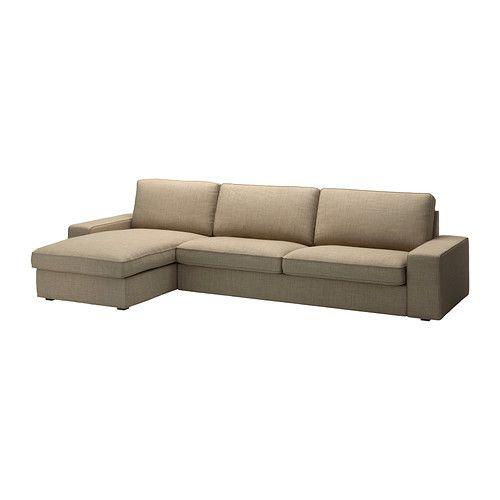 KIVIK Sectional, 4 Seat   Orrsta Light Gray   IKEA