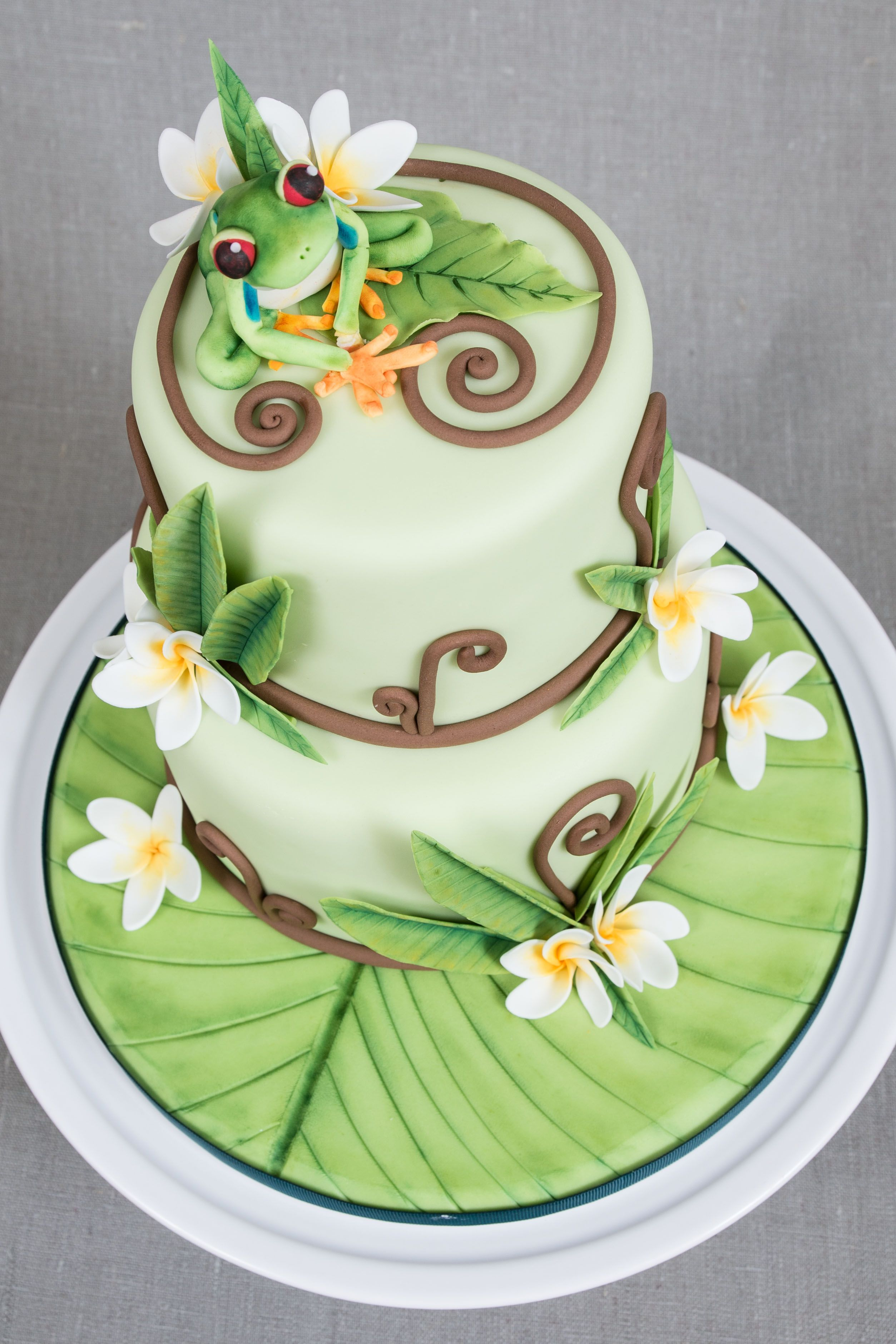 Frog Pond Cakes Google Search Entertaining Fabulous