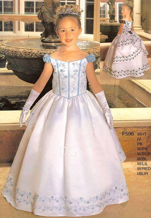 Платья для маленьких девочек как сшить фото 811