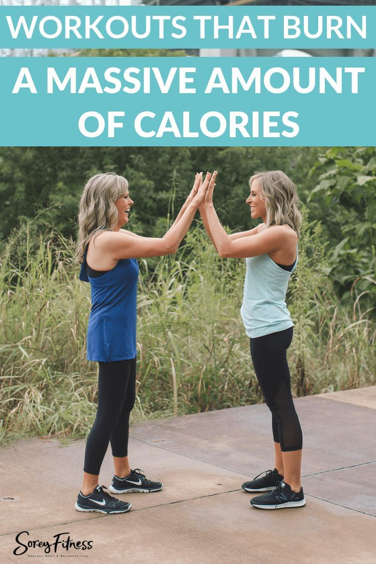 Calories Burned During Your Workout | Walking, Running ...