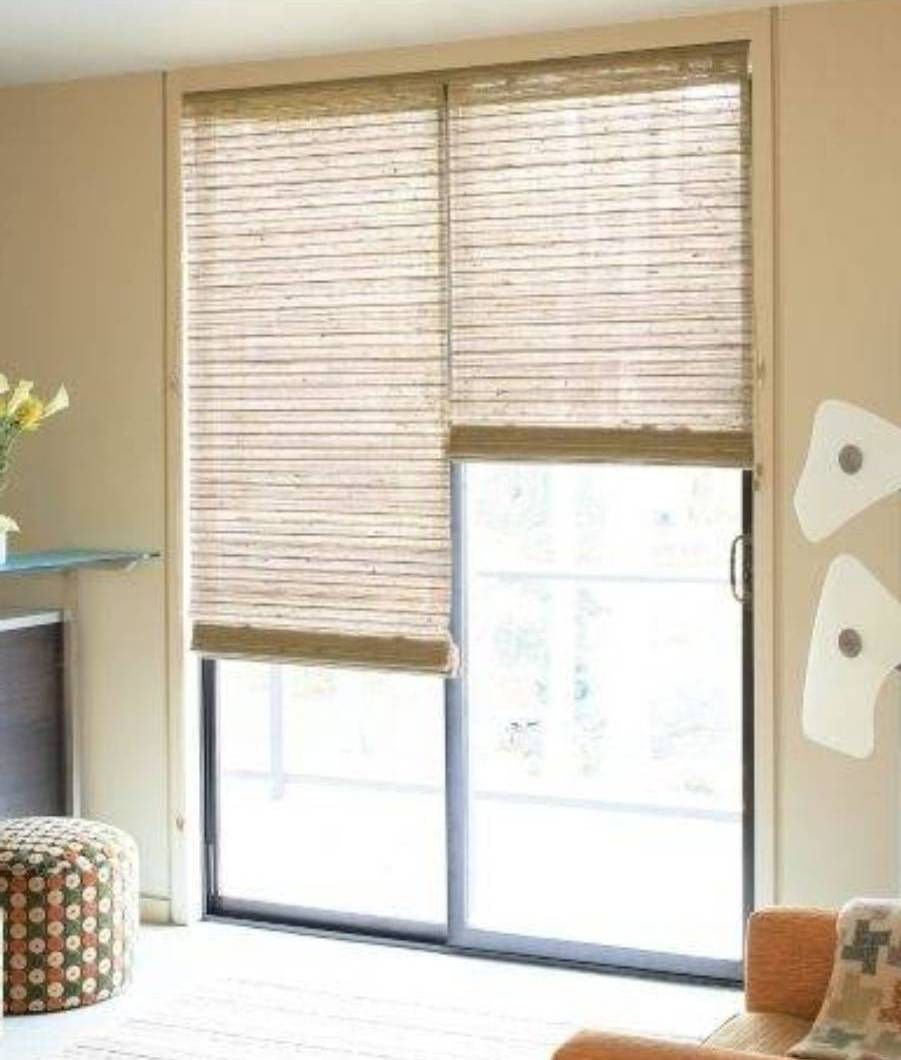 Modern Blinds For Sliding French Doors Ideas Sliding Glass