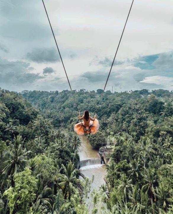 7 amazing Swings around the World with Insane views — Steemit #travel