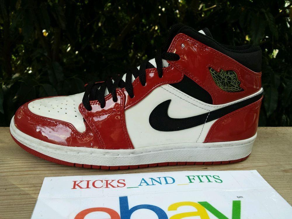 best sneakers 54020 5ebe0 VTG OG 2003 Nike Air Jordan 1 I Patent Leather 136085-106 Size 9 LEFT SHOE  ONLY!  Nike  AthleticSneakers