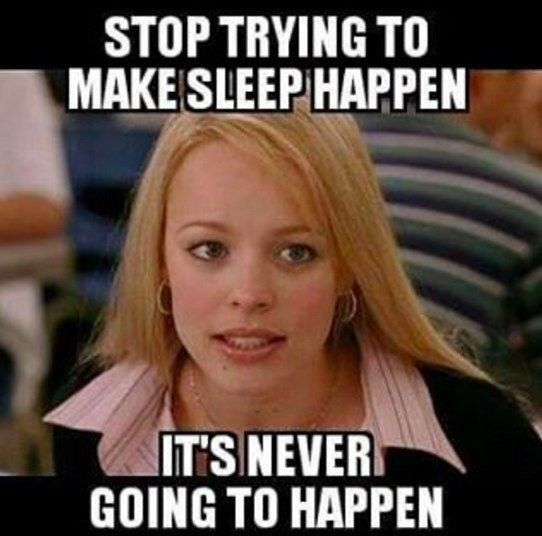 Photo of 20 Insomnia Memes For When You Can't Go The Eff To Sleep – Memebase – Funny Meme…