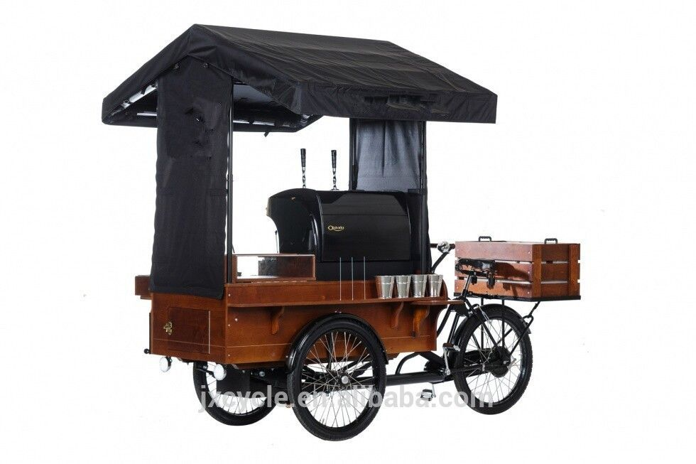 Vending Bike For Sale High Quality Electric Coffee Bicycle View