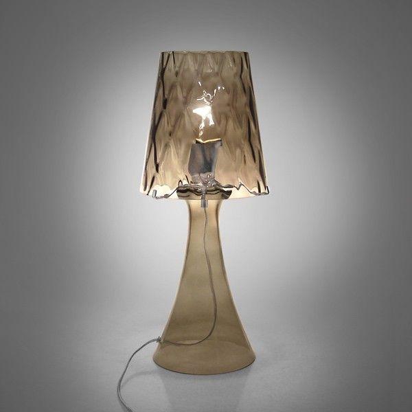 Willie Duggan Lighting Throughout Pure Glass 9968 Lamp By Willie Duggan Lighting Table Lamp