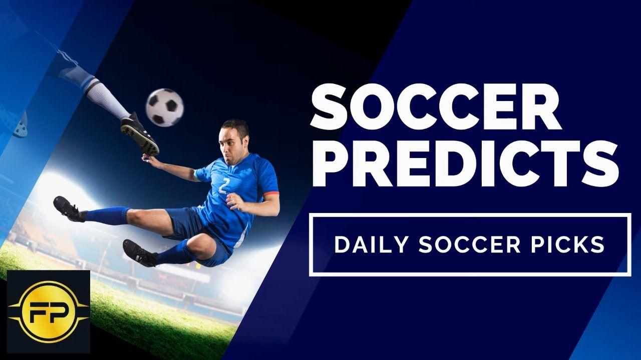 Soccer Prediction Footballprediction Todayprediction