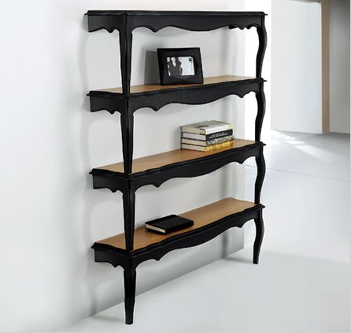 Awesome Top 33 Creative Bookshelves Designs Design