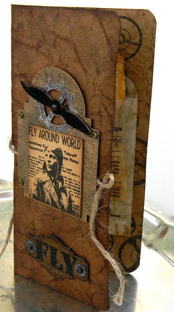 Stamptramp: Amelia Earhart Travel Log