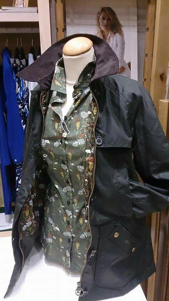 Parka Barbour Mujer