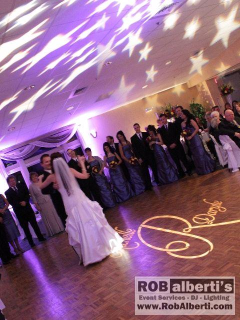 Lighting Your Wedding Reception