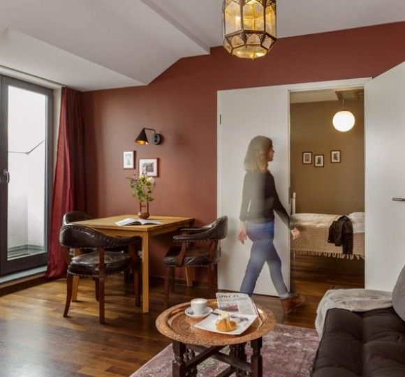 Apartment-Circus-Hotel-Berlin-7 When in Pinterest