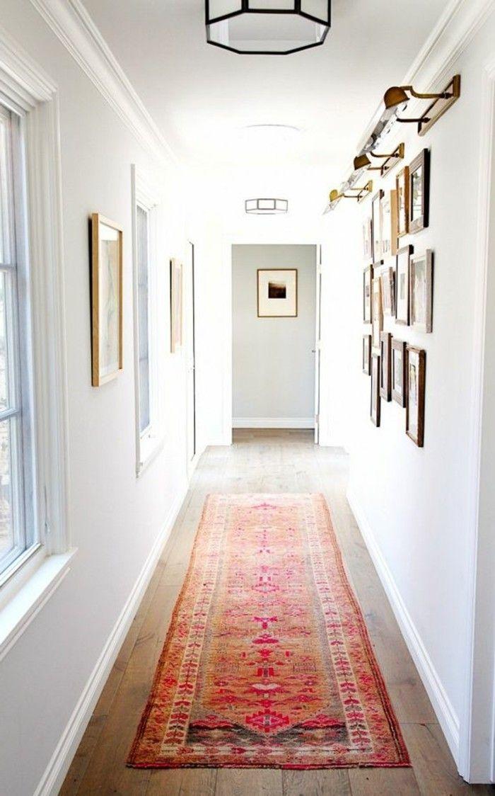 79 luminaire pour couloir un tapis