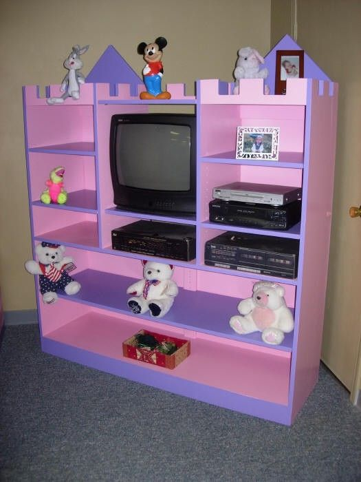 Princess TV Cabinet Love For A Future Shared Room :) · Boy BedroomsGirls ...
