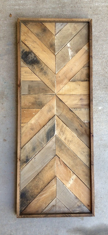 Reclaimed Wood Wall Art | barn wood | reclaimed | art | Reclaimed ...
