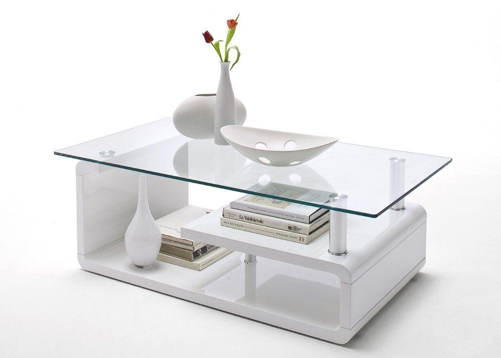 Couchtisch Weiss Glas 5 Couchtischglasabby