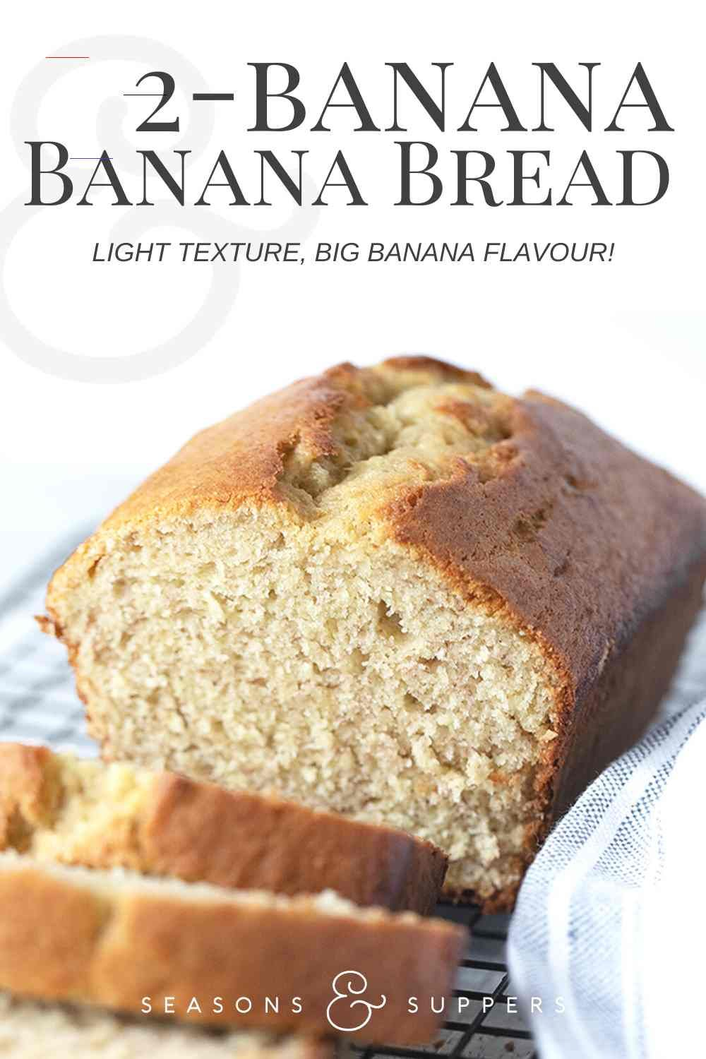 2 Banana Banana Bread Bananabreadbrownies I 2020 Recept Paleo