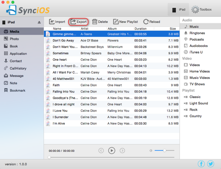 Transfer iPhone Music to Mac without iTunes   All about