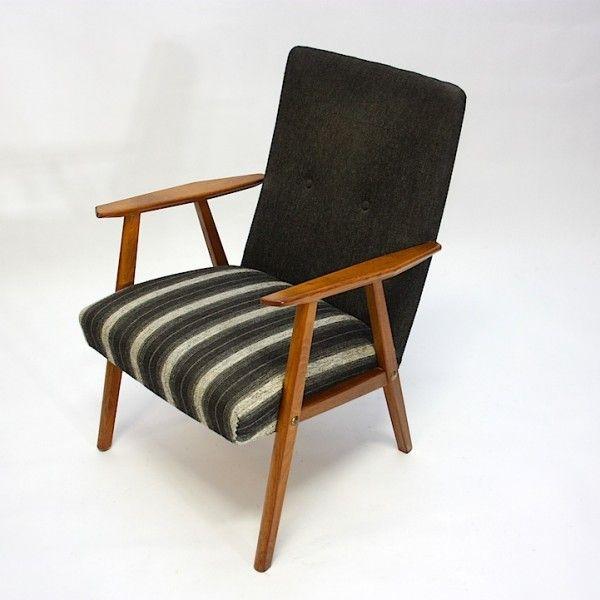 Vintage lenestol – Skogen Design