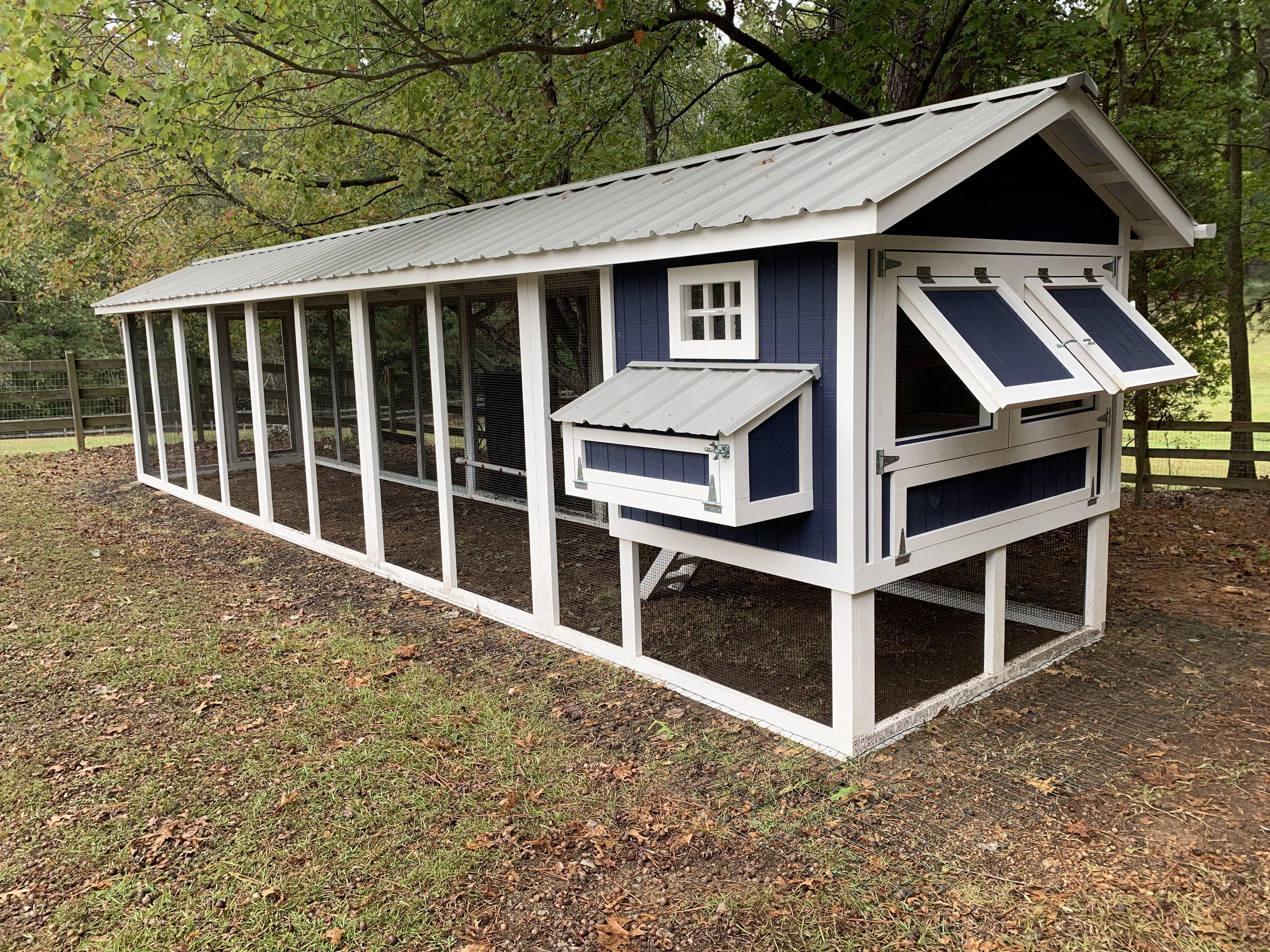 Carolina Coop In 2020 Walk In Chicken Coop Chickens Backyard Cute Chicken Coops