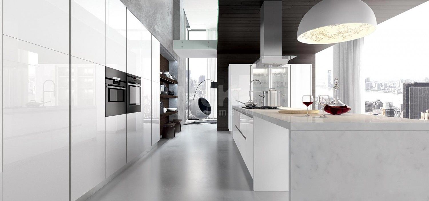 Cucina Glass di Arredo 3 - MEKA ARREDAMENTI | Ideas for the House ...