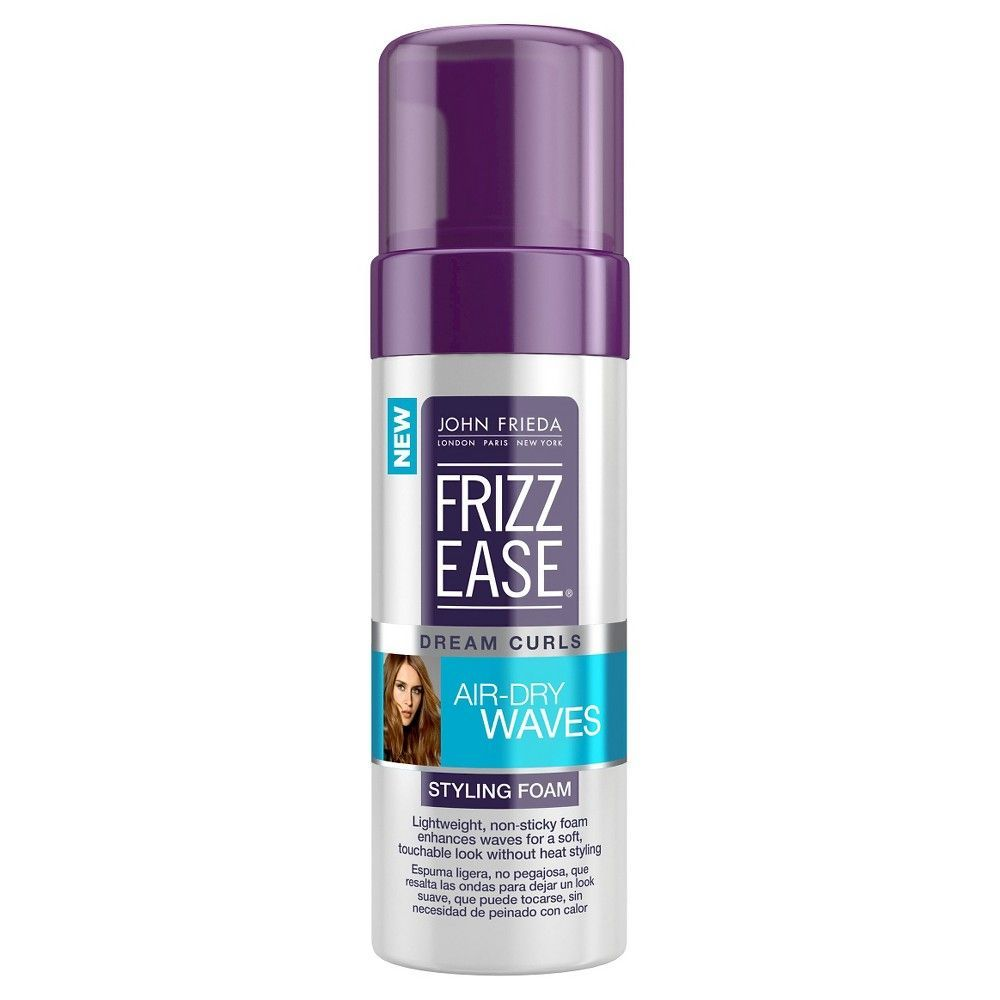 John Frieda Frizz Ease Dream Curls AirDry Waves Styling