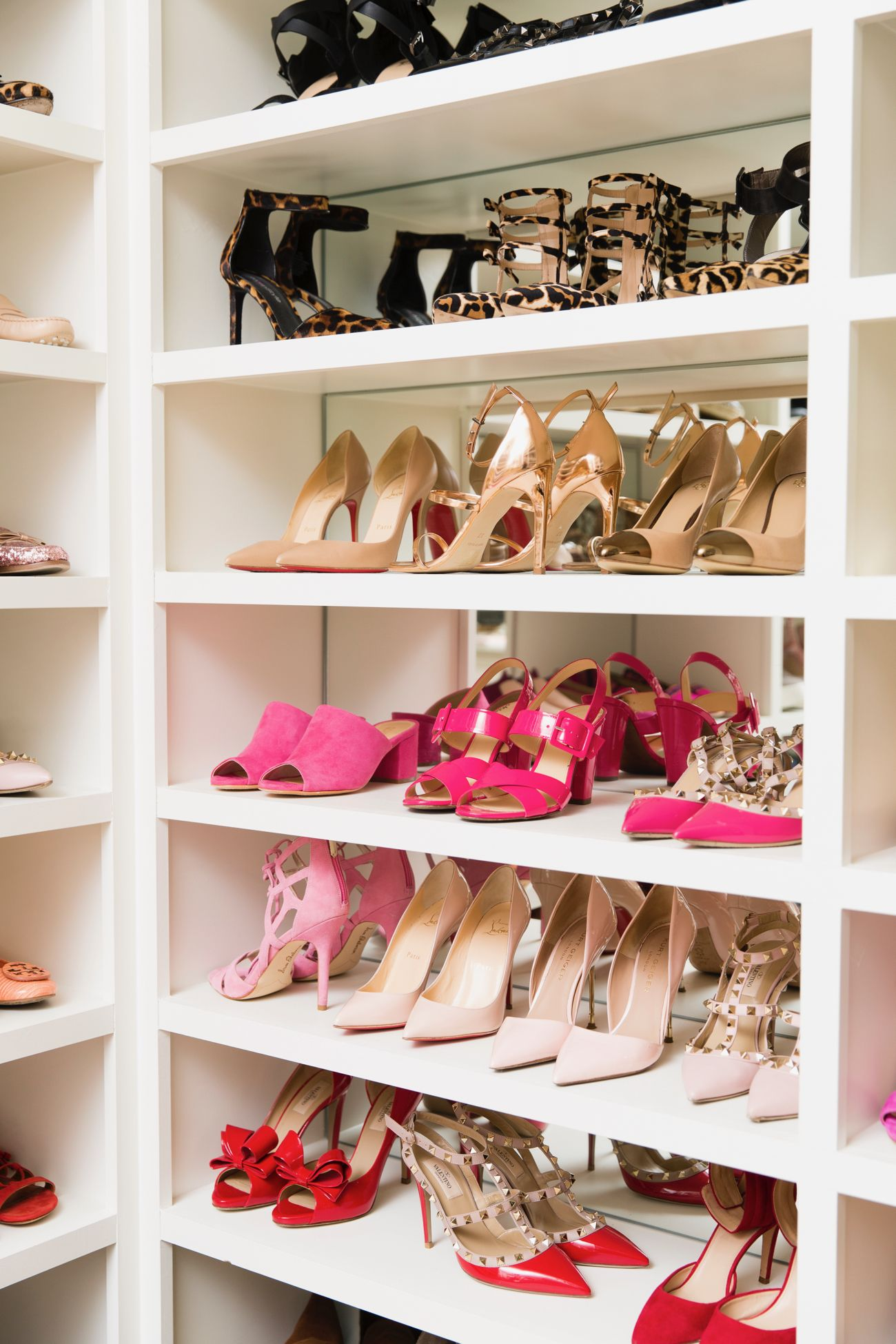My Closet Revamp Walk In Closet Ikea Walk In Closet Shoe Organization Closet