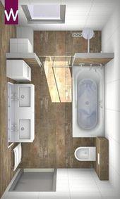 Ideen für die Gestaltung des Badezimmers, #Bad #des #Design #Ideen #für ... ,  #badezimmers #design #gestaltung #ideen